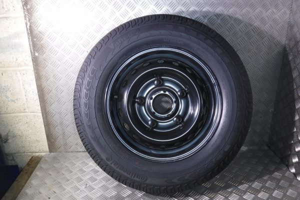 FORD TRANSIT CUSTOM WHEEL AND TYRE 215/65R15C - FITS 2013+
